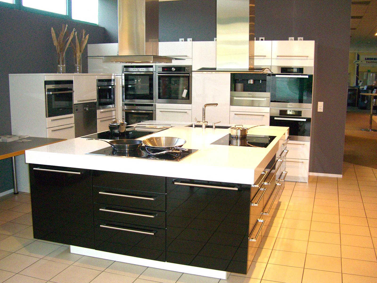 Küchenausstellung von Risch Küchen